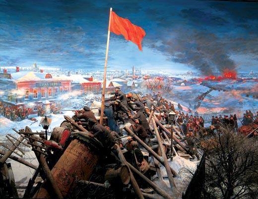 Гражданская война в россии 1918–1922